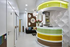 Interior Dental Clinic Cheerful Dentist U0027s Office That You Would Like To Visit Again