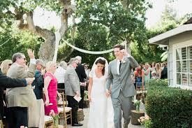 Outdoor Backyard Wedding A Romantic Backyard Wedding By Dylan John Western