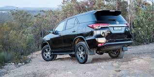 toyota fortuner 2018 toyota fortuner pricing and specs photos 1 of 15