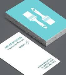 printable business card design premade digital download instant