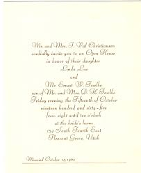 Sample Wedding Invitation Card Wedding Invitation Wording With Reception Vertabox Com