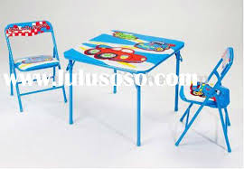 Folding Table Chair Set The Need Of The Kids Folding Table U2013 Home Decor