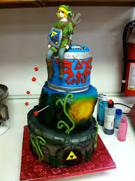 zelda cake extravaganza my little world of cakes pinterest