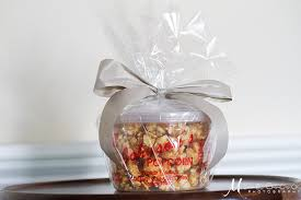 popcorn favors johnson s popcorn favors gifts city nj weddingwire