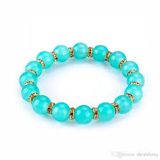 bead bracelet styles images 2018 total glass bead bracelet in chinese artificial agate jpg