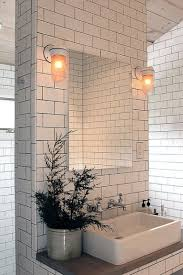 Light Tile With Dark Grout Bungalow Blue Interiors Home White Subway Tile Dark Grout