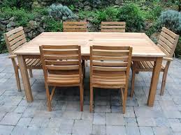 teak trestle dining table teak outdoor dining furniture outdoor dining set reclaimed teak