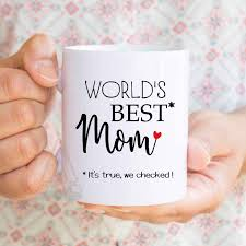 christmas gifts for mom mothers day from daughter world s best mom christmas gifts for mom