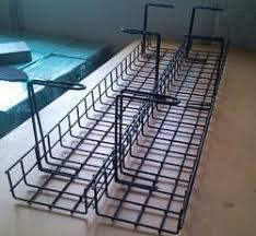 Cable Tray Under Desk Wire Mesh Cable Tray Manufacturers Suppliers U0026 Traders