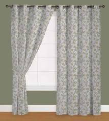 Curtains 46 Inches Long Nature U0026 Floral Door Curtains Buy Nature U0026 Floral Door Curtains