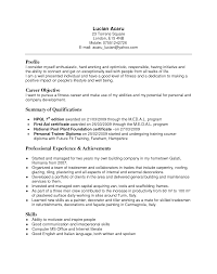 Maintenance Resume Examples Apartment Maintenance Resume Technician Sample Optician Research