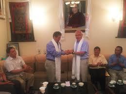 representative of delhi bureau takes charge central tibetan
