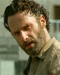 rick grimes hairstyle rick grimes gif find share on giphy