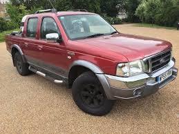 Ford Ranger Truckman Top - 2006 ford ranger xlt wild trak top spec low miles clean bargain no