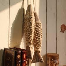 Fish Mediterranean Style Aibei Wooden Fish1string U003d1pc Mediterranean Style Wood Carving