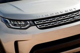 land rover discovery exterior land rover discovery suv 2017 rivals parkers