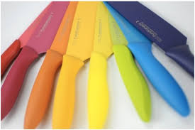 colored kitchen knives colorful kitchen knives neriumgb com