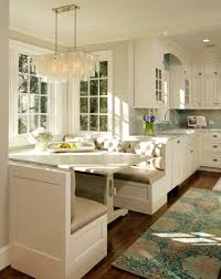 Breakfast Nook Bench Diy Kitchen Cool Diy Corner Bench Dining Table With Bench Seats