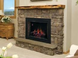 Realistic Electric Fireplace Home Charming Realistic Electric Fireplace Household Plan
