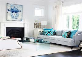 Living Room With Blue Sofa by Living Room White Tufted Sofa Set Blue Sofa Cushion Stand Light