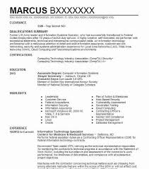 Contract Specialist Resume Sample by It Resume Information Technology Specialist Resume 11 Amazing It