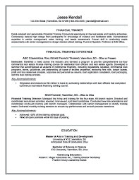Soft Skills Trainer Resume Resume Training Cbshow Co