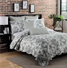 bedding mesmerizing toile bedding
