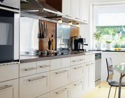 Best Cocinas Images On Pinterest Kitchen Ideas Kitchen And Home - White kitchen cabinets ikea