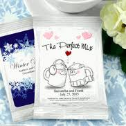hot cocoa favors hot chocolate wedding favors hot cocoa favors