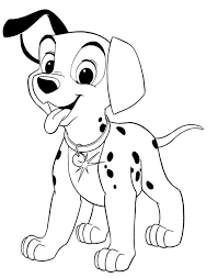 dalmatian coloring pages coloring