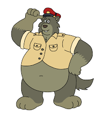talespin melih as baloo from talespin by napalmhonour on deviantart
