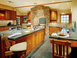 Remodeled Kitchens Images by Kitchen Layout Templates 6 Different Designs Hgtv