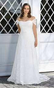 the shoulder wedding dress wedding gowns for large size cheap plus figured bridal dresses