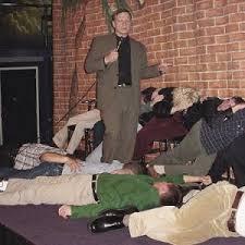 hypnotist for hire hire comedy hypnotist gary conrad hypnotist in