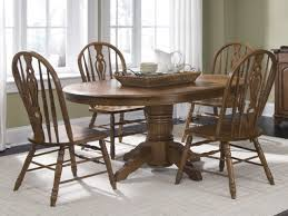 Oak Dining Room Set Old World Dining Room Furniture Hand Painted Hutches Dinning Room