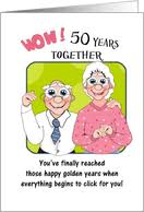 50th wedding anniversary greetings 50th wedding anniversary cards from greeting card universe