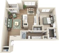 Springs Floor Plans by One And Two Bedroom Apartments In Colorado Springs Co
