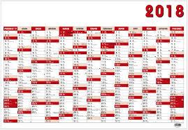 Kalendář 2018 Svátky Nástěnný Kalendář 2018 Opaz S R O