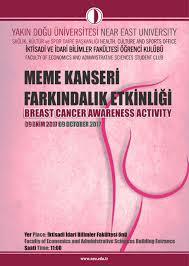Breast Cancer Awareness Meme - breast cancer awareness activity near east university i neu edu tr