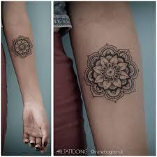 mandala tattoo zum aufkleben cute mandala forearm tattoo tattoo artist irene bogachuk
