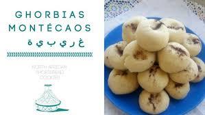 cuisine nord africaine cuisine algerie shortbread cookies ghorbias
