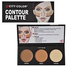Make Up City Colour city color palettes 2 options make up cosmetics