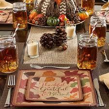 thanksgiving decoration ideas city