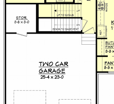 alpine court house plan u2013 house plan zone