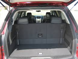 review u2013 2010 gmc acadia