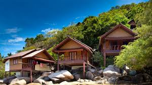 sunset bungalows koh tao thailand youtube