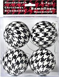 black ornaments