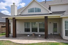 Building A Covered Porch Outdoor Living Photos Pearland Friendswood Pergolas League City