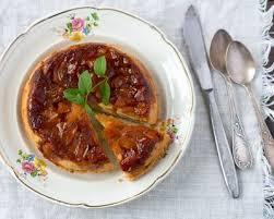tarte tatin cuisine az recette tarte tatin caramel pommes