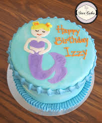 mermaid birthday cake mermaid birthday cake made at cakes bakery and cupcake shop